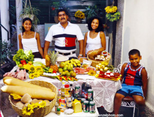 Семья и любовь на Кубе