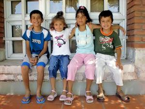 Аргентинские дети