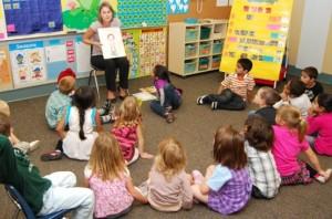 Устраиваем ребенка в австрийский детский сад.