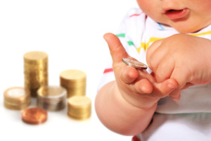 Дети и деньги в Швейцарии