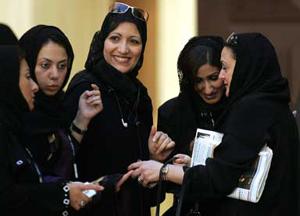 Мамы в Саудовской Аравии не имеют прав на вождение автомобиля