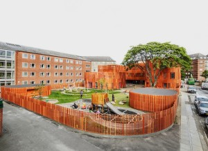 Датский детский сад.