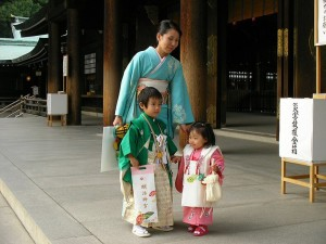 Половая дискриминация японского воспитания