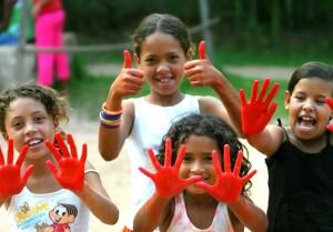 Детские сады Бразилии.