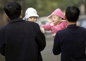 Отмена ограничений на деторождение в Китае.