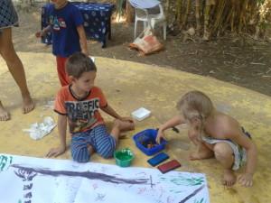 Детские сады в индийском штате Гоа