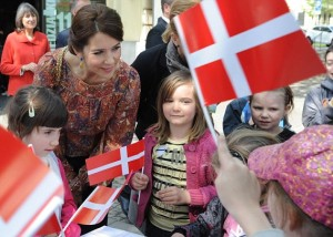 Необычные моменты датского воспитания