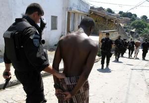 Бразилия – страна, в которой обожают насилие
