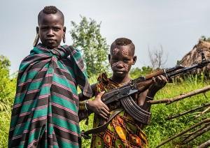 Африканские проблемы, в чём суть?