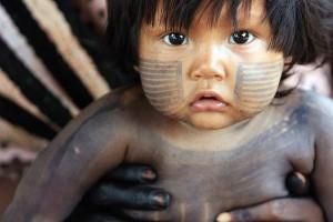 Индейцы, их дети… Что всё это значит?