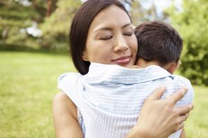 Материнская роль в воспитании ребёнка в Японии