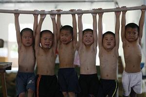 Загруженность детей в Китае