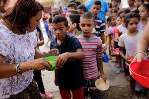 Венесуэльцы описывают свои семьи