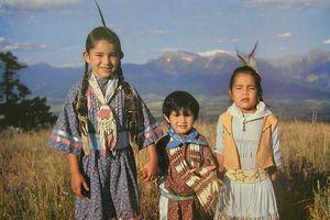 Главная проблема индейских детей