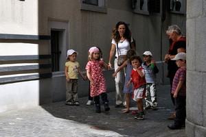 Трудности швейцарского воспитания