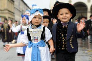 Германское воспитание
