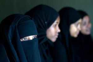 Воспитание саудовских девочек